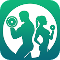 Workout Gym Log «GymBoom» icon