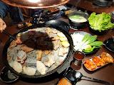豬隊有韓式烤肉吃到飽 高雄青年店