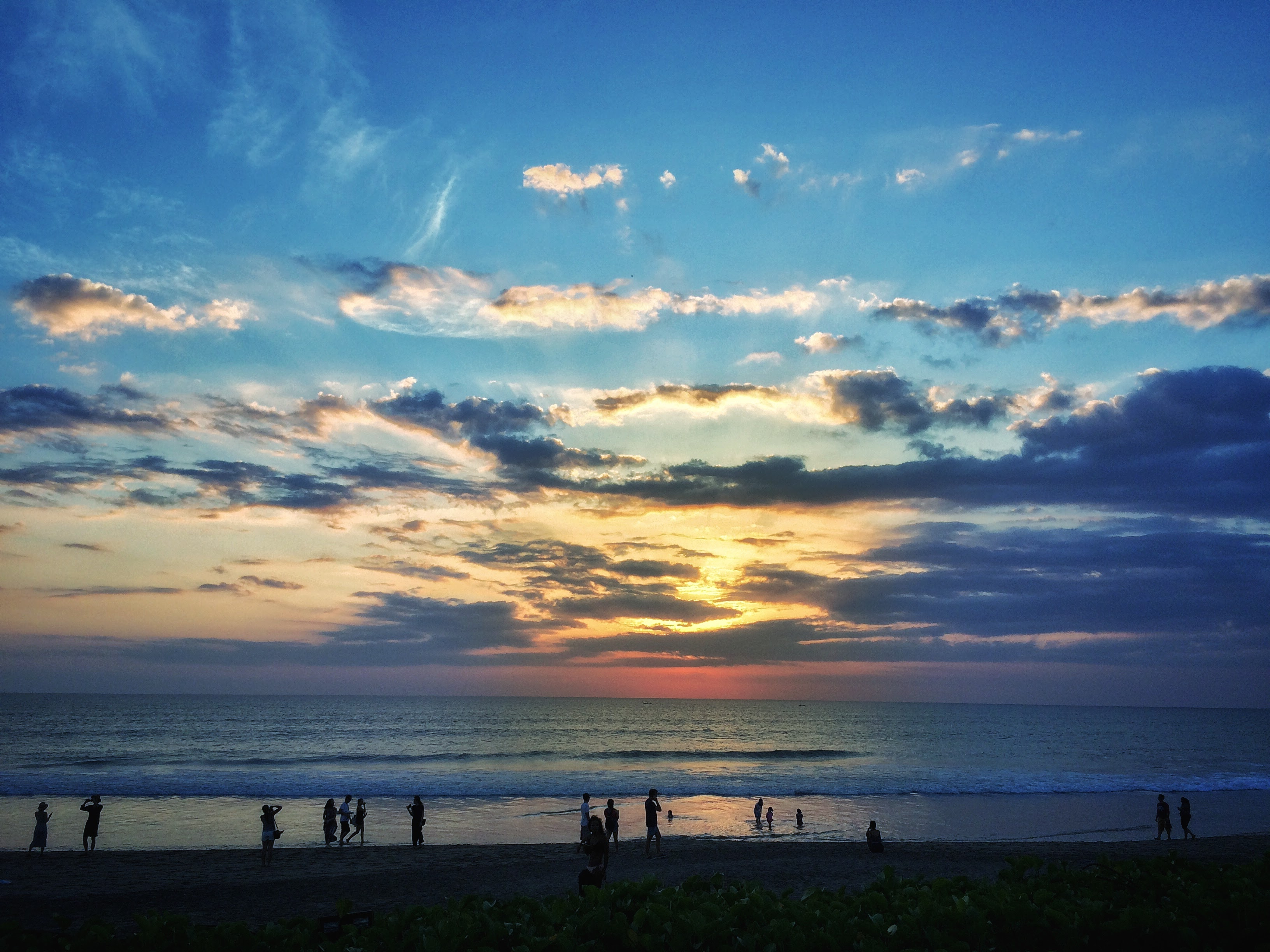 Sunset in Alila