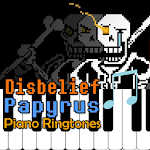 DISBELIEF PAPYRUS Piano Ringtones