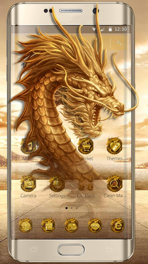 Golden Dragon App