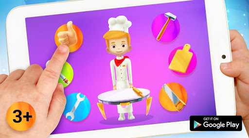 The World of Occupations: Chef