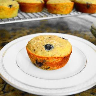 Blueberry Flax Muffins Yogurt Recipes