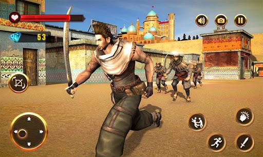 Sultan assassin épée Guerrier arc bataille  captures d'écran 1