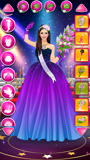 Beauty Queen Dress Up - Star Girl Fashion 1.0.9 screenshots 10