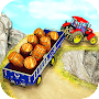 Offroad Tractor Trolley Transport: Farming Sim