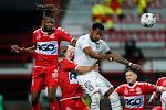 """🎥  KV Kortrijk geeft Ilombe Mboyo enkele moeilijke dilemma's: """"Been of Vanhaezebrouck? Vanhaezebrouck. Zonder discussie."""""""