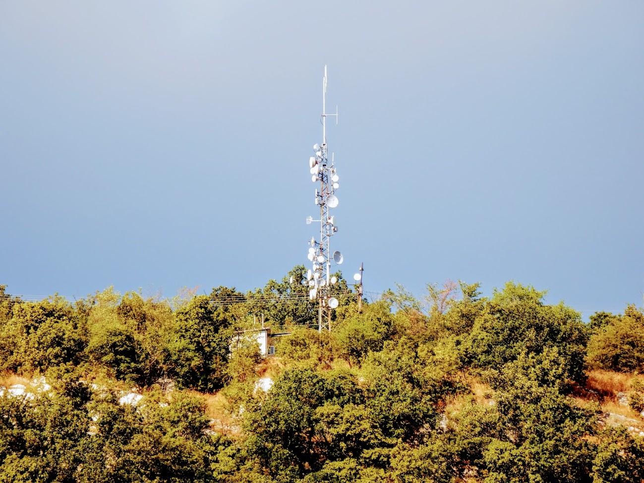 Tatabánya/Kő-hegy II. - helyi URH-FM adóállomás