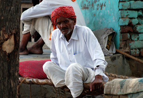 Rajasthani by Swarup Roy Chowdhury - People Street & Candids ( candid, travel, place, people, portrait )