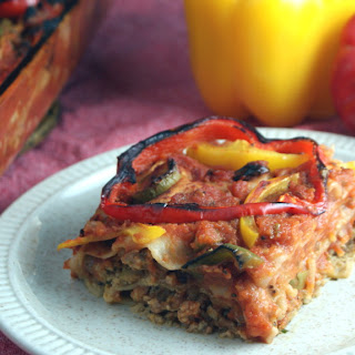 Lasagna Senza Formaggio