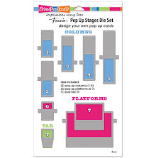 Stampendous Dies - Pop Up Stages