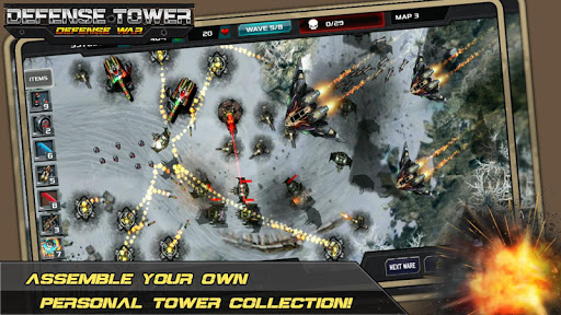 Tower Defense - Defense Zone 0.3 APK MOD screenshots 1