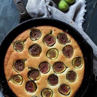 Fig and Lemon Cake.