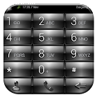 Dialer Dusk White Theme icon