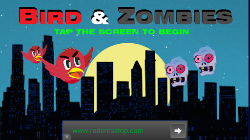 Bird and Zombies