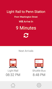 Rutgers Newark: Bus or Rail- screenshot thumbnail
