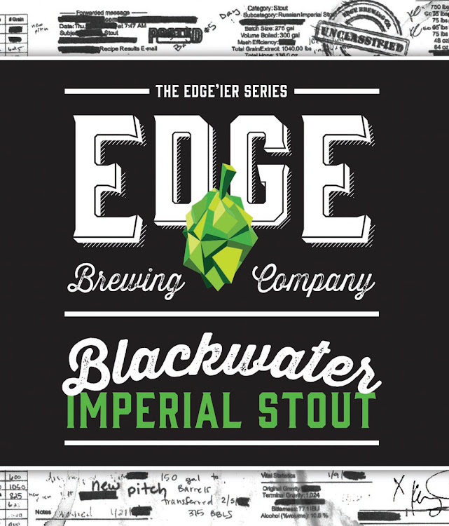 Logo of Edge Blackwater Stout