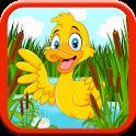 Duck Fun Game: Kids - FREE! icon
