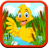 Duck Fun Game: Kids - FREE!