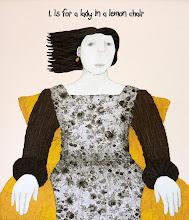 Photo: Shellie Byatt - A lady in a lemon chair