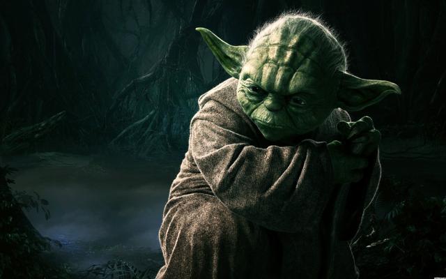 Yoda Star Wars Star Wars Desktop Wallpaper