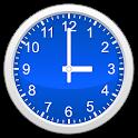 Analog clocks widget – simple icon