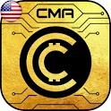 CoinMarketApp: Bitcoin Price, Education, News icon