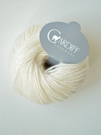 CARDIFF 100% Cashmere Classic [25 g]