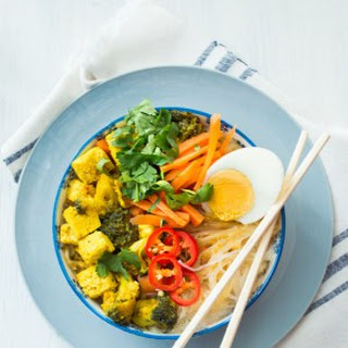 Vegetarian Thai Curry Bowl Recipe