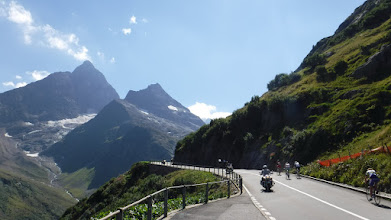 Photo: Hajrában az Alpenbrevet résztvevői