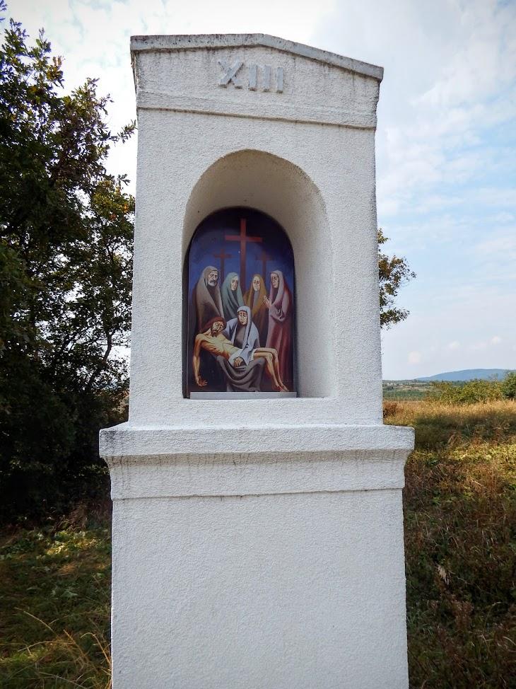 Veszprém - Gyulafirátóti keresztút a kálváriadombon