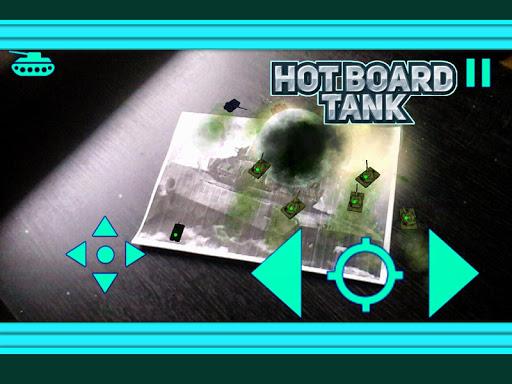 ホットボードタンク