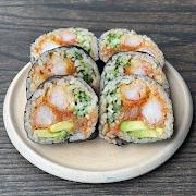 Spicy Futomaki (6pcs)