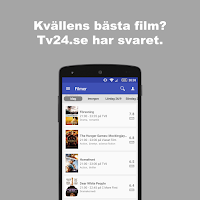 Screenshot of Tv24.se
