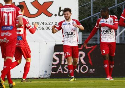 Sebastjan Spahiu savoure sa fin de saison avec Mouscron