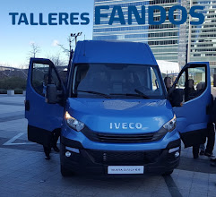 Photo: Nueva Iveco Daily 2016 Euro 6 en Talleres Fandos Teruel