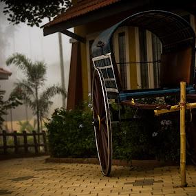 by Dharmesh Daula - City,  Street & Park  Street Scenes