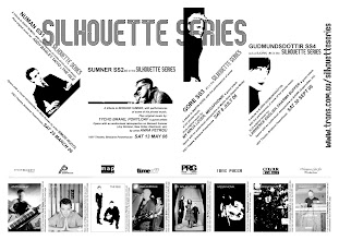 Photo: Brochure for Silhouette Series. Design by Anna Petrou.