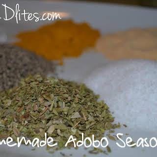 Homemade Adobo Seasoning.