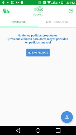 Mercadoni Pilotos ShopperApp  screenshots 2
