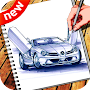 Car Drawing APK icon