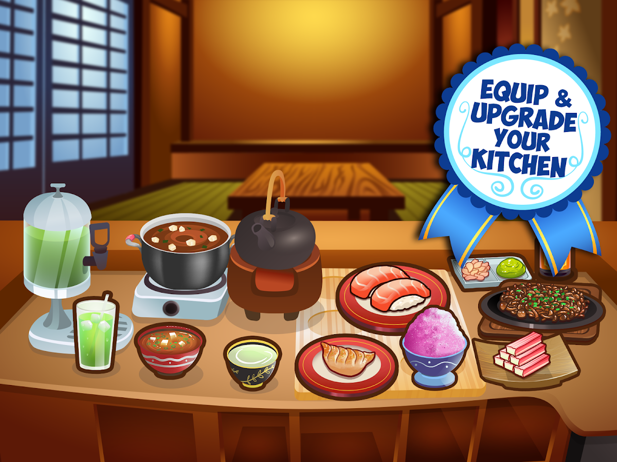 My Sushi Shop - Japanese Food Restaurant Game - Android ...