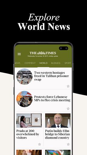 The Times screenshot 7