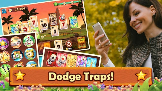 Solitaire TriPeaks: Play Free Solitaire Card Games 8
