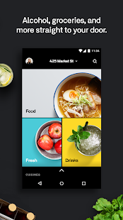 Postmates Food Delivery: Order Eats & Alcohol- screenshot thumbnail