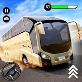 US Offroad Bus Driving Simulator 2018
