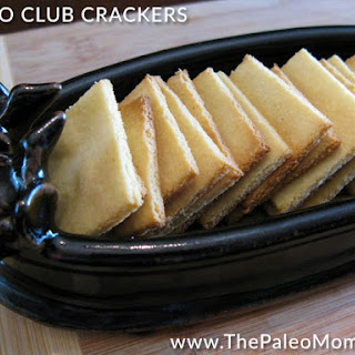 Paleo Club Crackers