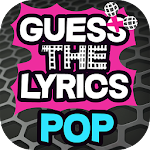 Guess The Lyrics POP Quiz Icon