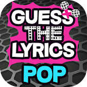 Guess The Lyrics POP Quiz