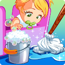 Doll House Cleaning Game – Princess Room file APK Free for PC, smart TV Download